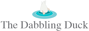 The Dabbling Duck Logo