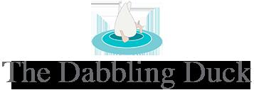The Dabbling Duck Logo